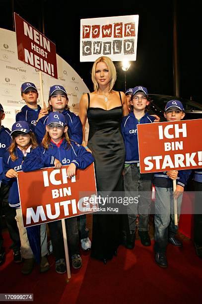 Schauspielerin Veronica Ferres Bei Der Europa Park Power Child Charity Night Im Europa Park Rust Am 011005
