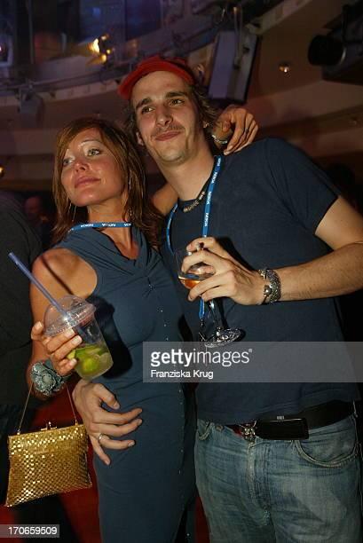 Schauspielerpaar Max Von Thun Und Doreen Dietel Bei Party Der Charity Vorpremiere Star Wars Episode Ii Im Münchener Cinema Zugunsten Der Stiftung...