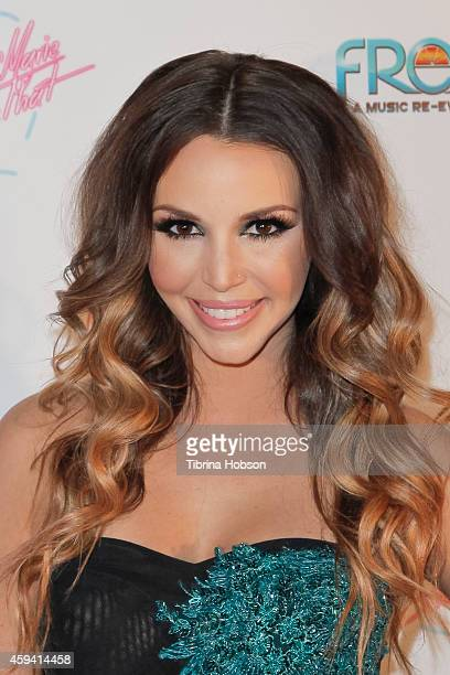 Scheana Marie attends Bravo TV's Scheana Marie single release party at Greystone Manor on November 21 2014 in West Hollywood California