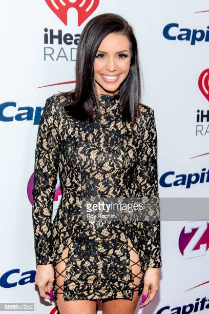 Scheana Marie attends Z100's iHeartRadio Jingle Ball 2017 at Madison Square Garden on December 8 2017 in New York City