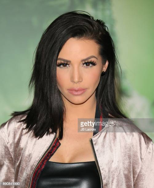 Scheana Marie Shay attends the premiere of Columbia Pictures' 'Jumanji Welcome To The Jungle' on December 11 2017 in Los Angeles California
