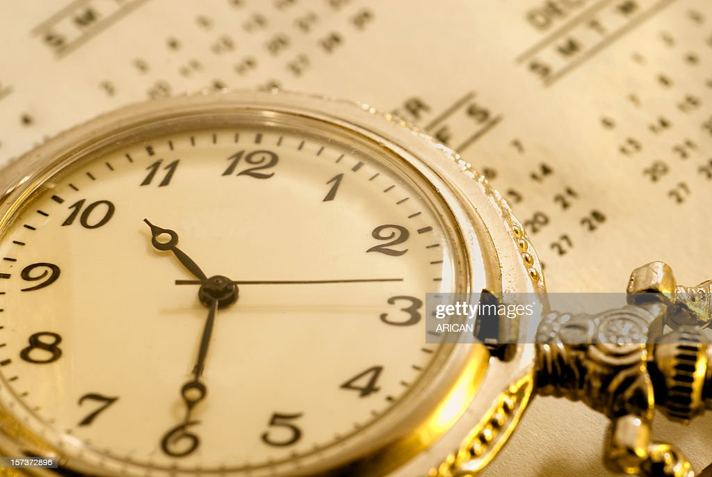 Scheduling : Stock Photo