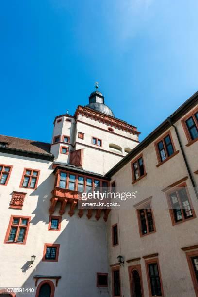Scherenbergtor of Marienberg Fortress in Wuzburg, Germany