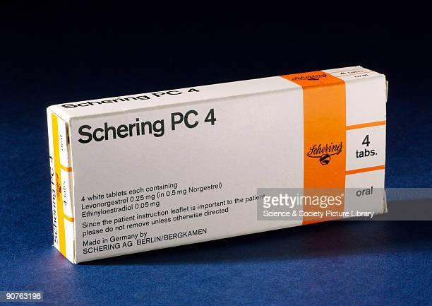 Schering PC4� pills by Schering Germany PC4 is a combined emergency contraceptive pill containing both oestrogen and progesterogen These pills may...