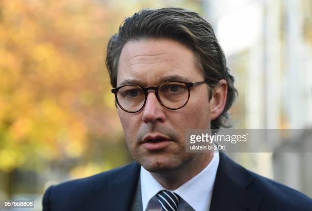 Scheuer Andreas Germany politician CSU November 2 2015