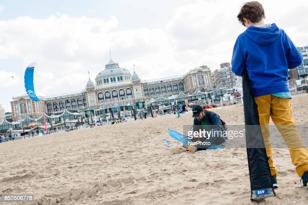 Scheveningen is the mostvisited beach resort in Holland The international Kite Festival Scheveningen makes the most of the consistent prevailing...