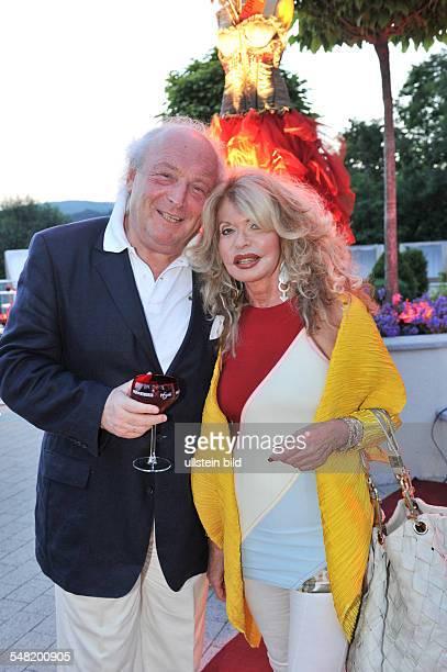 Schiller Jeannine CharityLady Austria with Husband Friedrich