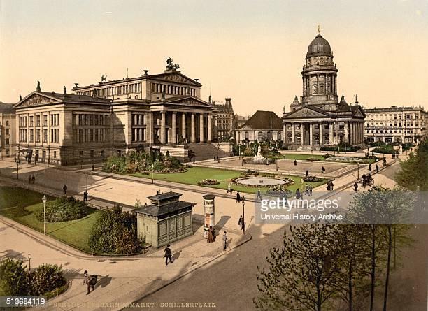 Schiller Square Berlin Germany