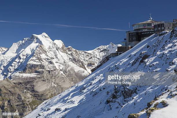 Schilthorn mountain in the Bernese Oberland