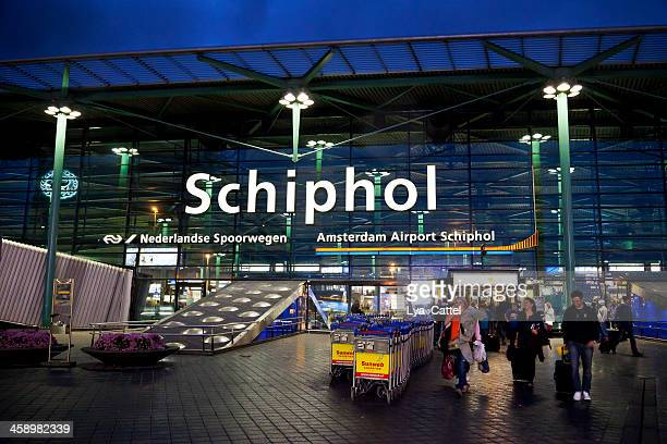 schiphol airport editorial # 5 xxxl - schiphol airport stock photos and pictures