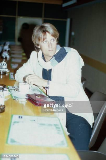 Schlager singer Howard Carpendale, Germany, 1970s.
