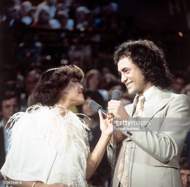 ROSY und ANDRES Auftritt in der 'Hitparade' 1977