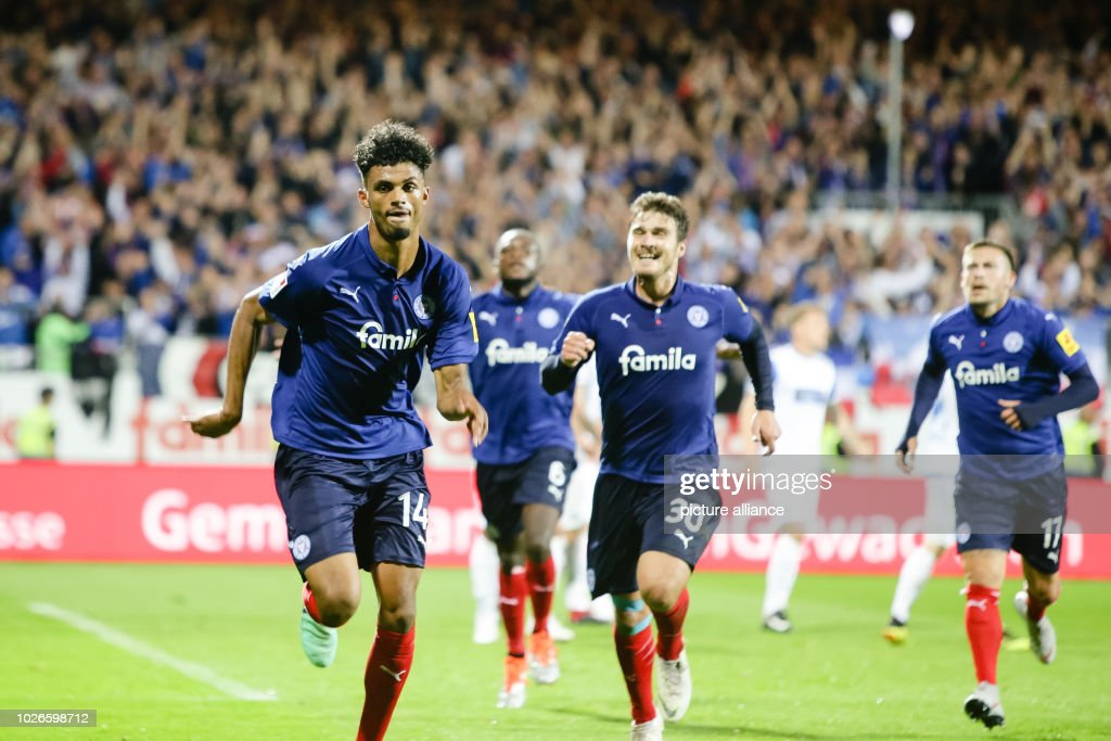 2nd Bundesliga Holstein Kiel 1st Fc Magdeburg 4th Matchday In The News Photo Getty Images
