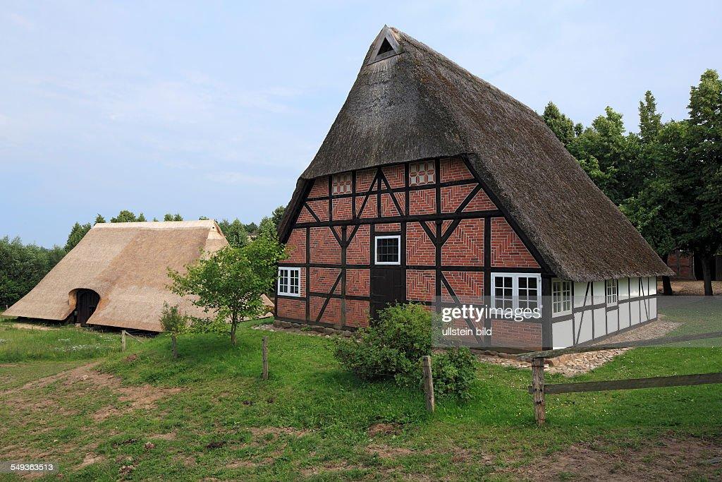 Molfsee, Schleswig-Holstein open-air museum : News Photo
