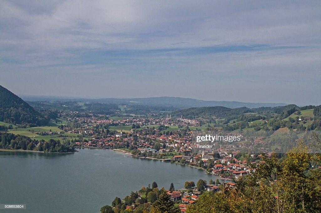 Schliersee : Stock Photo