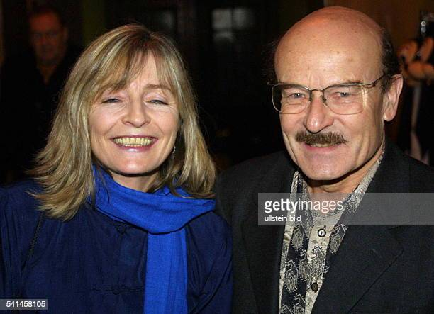 Schloendorff Volker *Regisseur Produzent Dmit Ehefrau Angelika