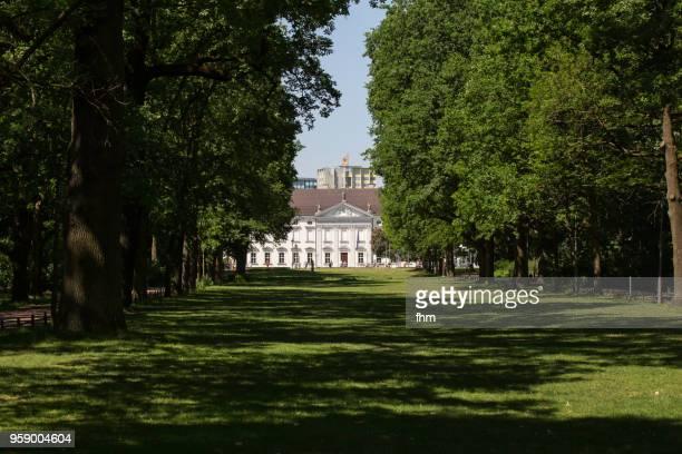 Schloss Bellevue (Bellevue Castle) - Berlin, Germany