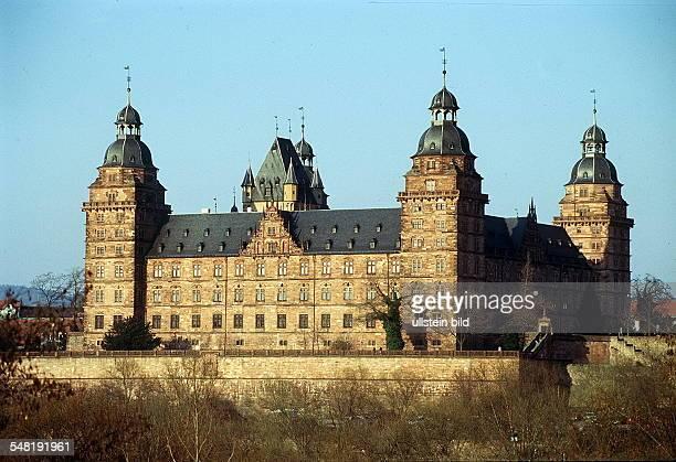 Schloss Johannisburg 1995