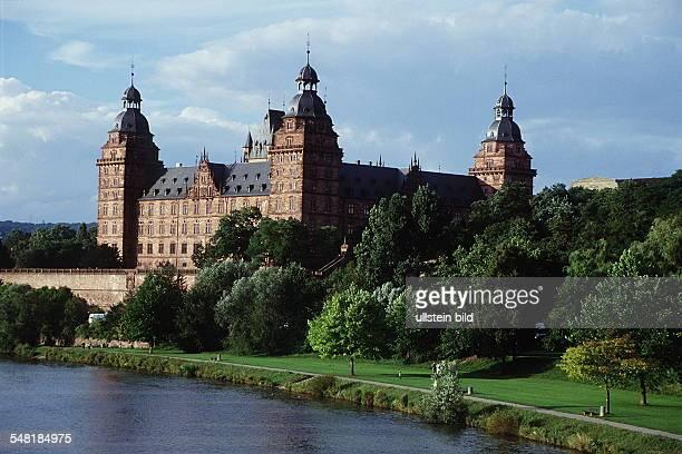Schloss Johannisburg am Main 1996