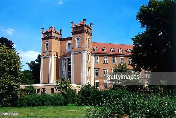 Schloss Lübbenau- 1997