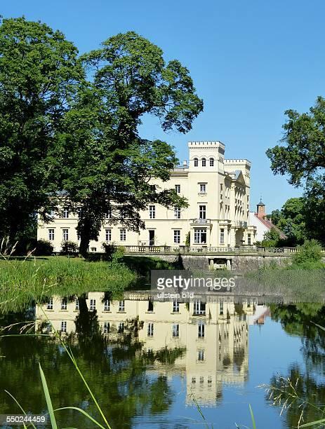 Schloss Steinhoefel Hotel GmbH in Steinhoefel Region Fuerstenwalde im Odervorland im Land Brandenburg
