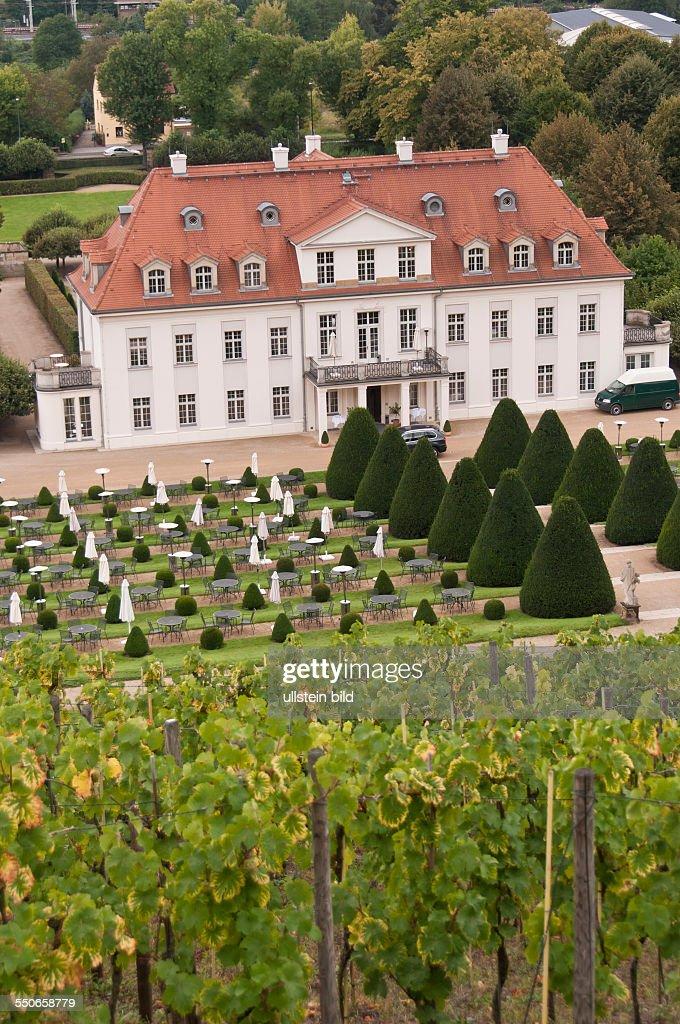 Schloss Wackerbarth : News Photo