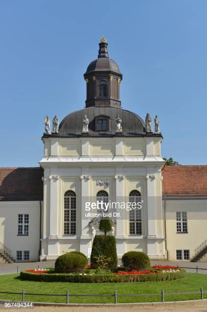 Schlosskirche, Schloss, Koepenick, Berlin, Deutschland / Köpenick