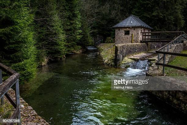 schmalwasser dam - テューリンゲン州 ストックフォトと画像