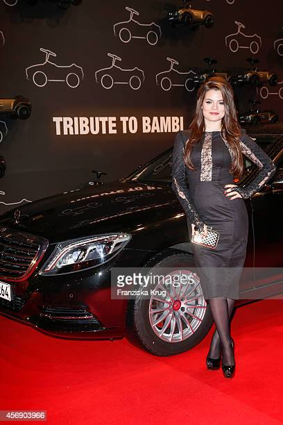 Schmidt attends the Tribute To Bambi 2014 on September 25 2014 in Berlin Germany