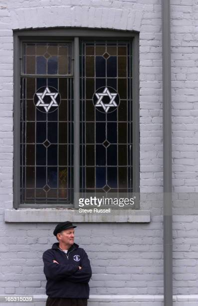 Ted Schmidt wrote a book about growing up in Jewish neighbourhood. Schmidt's book is based on his childhood near a synagogue at the corner of Ulster...