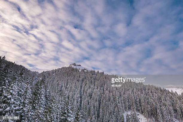 Schmitten ski resort.