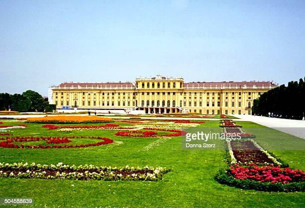 Schönbrunn Palace was built in the mid-1600's and is mostly in its original condition. Prior to World War I it belonged to the Habsburgs, but with...