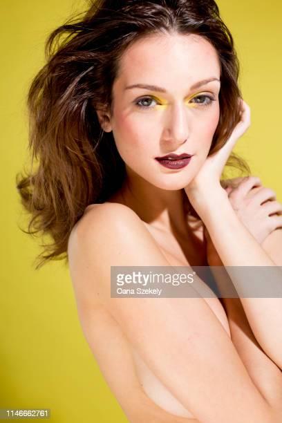 schönheit portraits - schönheit stock pictures, royalty-free photos & images