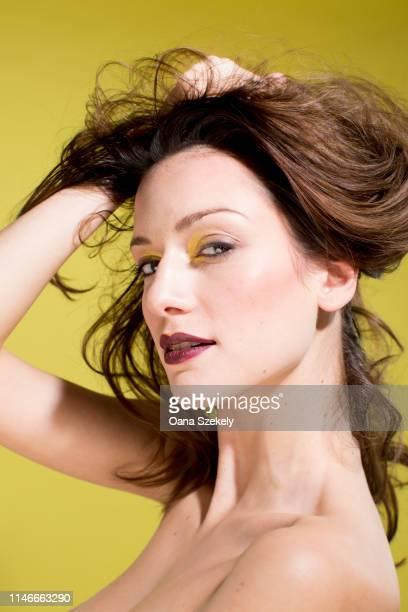 schönheit portraits - schönheit photos et images de collection