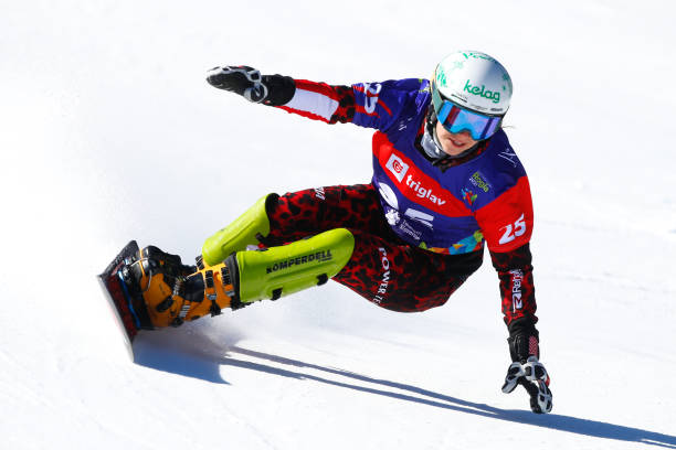SVN: Women's Giant Slalom FIS Snowboard Alpine World Championship