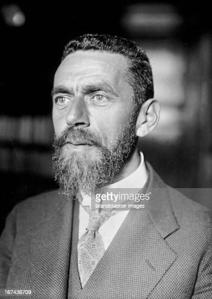 Scholar Eugen Mittwoch one of the founders of modern Islamic studies in Germany About 1925 Photograph Der Gelehrte Eugen Mittwoch einer der Begründer...