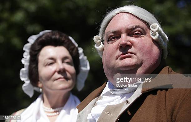 Scholars and living history performers Patricia Bridgman and Tom Macy will play Abigail and John Adams in a performance of Love Letters an adaptation...