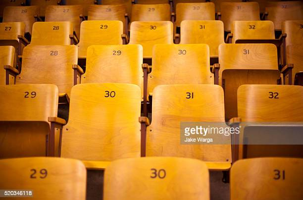 School Auditorium seating