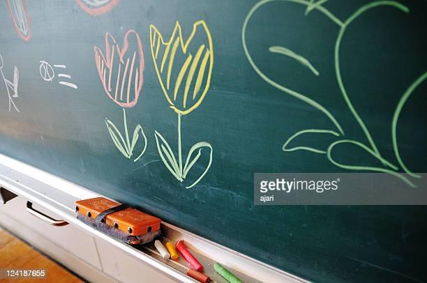 School black board