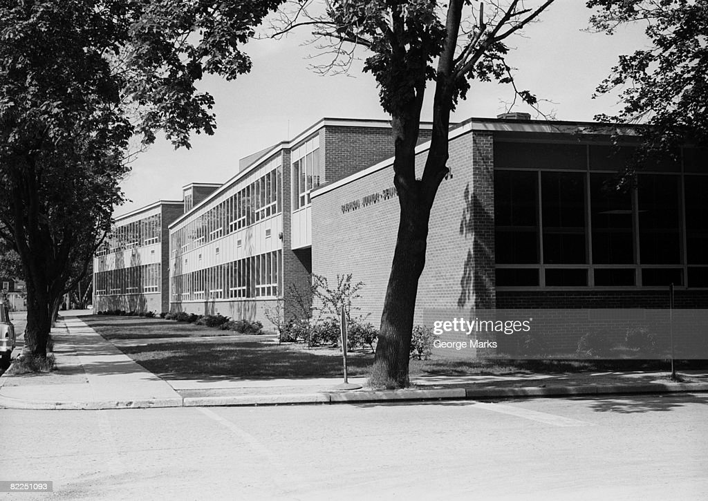 School building : Stock Photo
