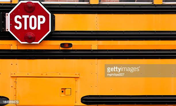 School Bus Background