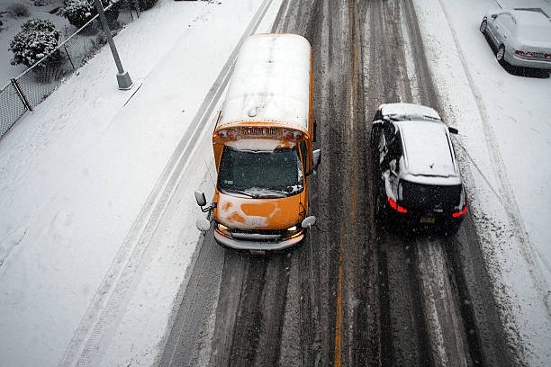 New York City Hit With Another Winter Snowstorm