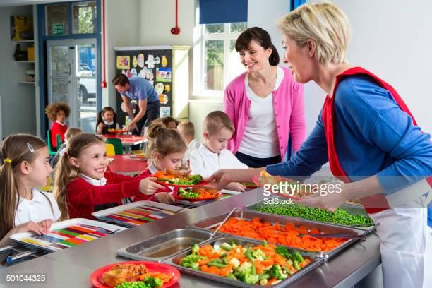 École Caferteria ligne