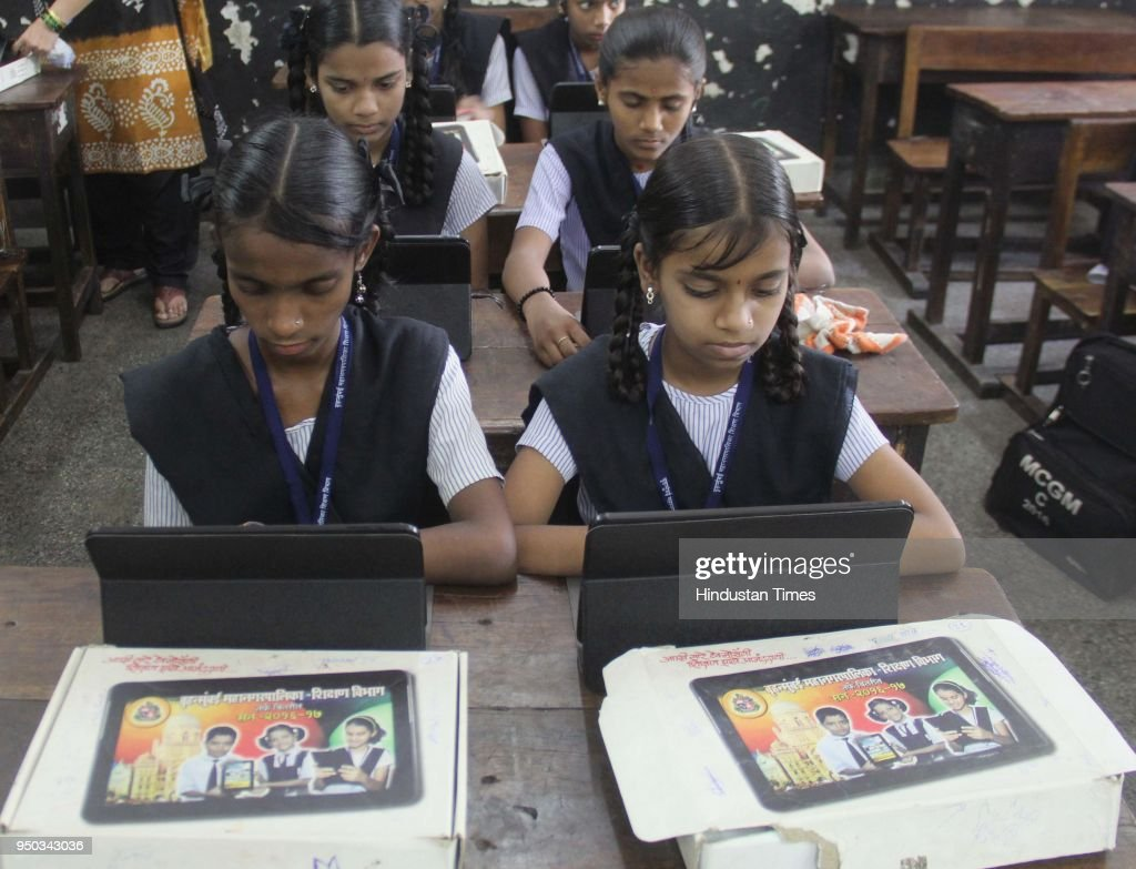 Brihanmumbai Municipal Corporation Charts Out Digital Makeover For Mumbai Civic Schools
