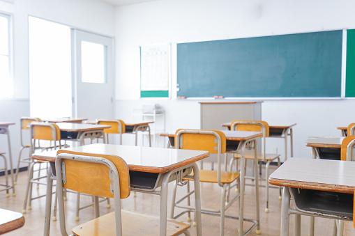 School classroom image 891181204