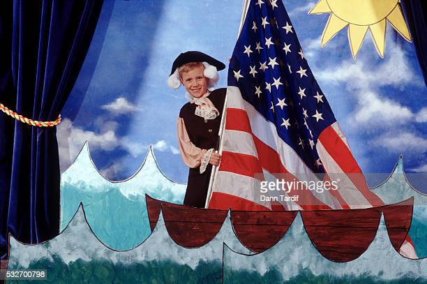 school drama - presidents day stock pictures, royalty-free photos & images