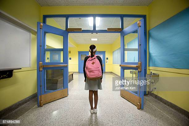 school girl - education stock pictures, royalty-free photos & images