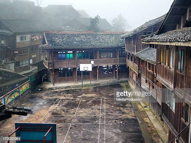 School in rural China