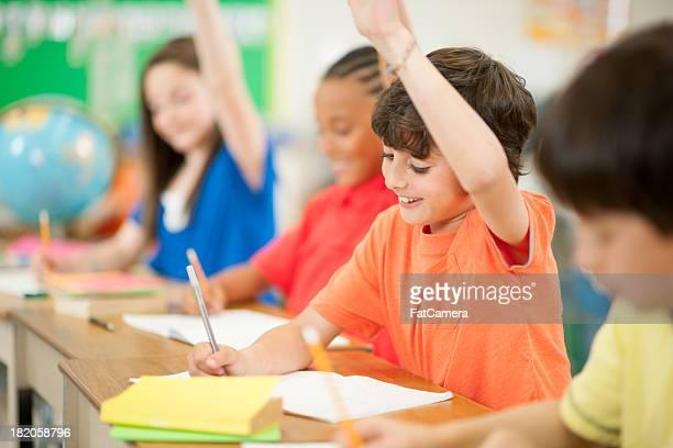 École, les enfants