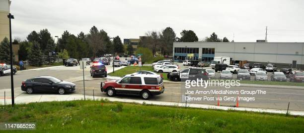 School shooting at the STEM School May 7 in Highlands Ranch Colorado